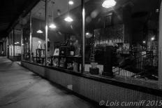 Asheville storefront