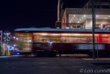 Speeding Trolly